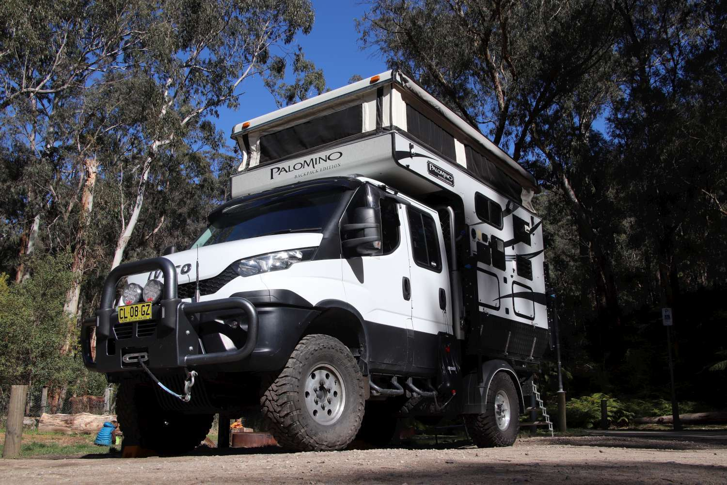 2017 Iveco Daily 4x4 Expedition Camper Jfw5090528 Just 4x4s