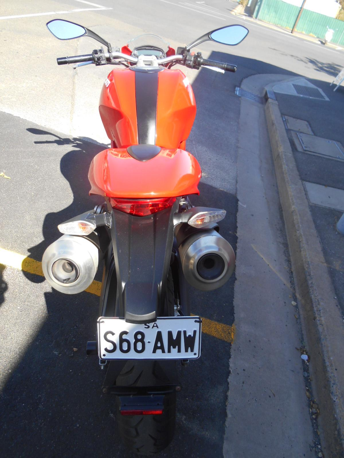 2014 Ducati Monster 659 (abs) For Sale in East Keilor at