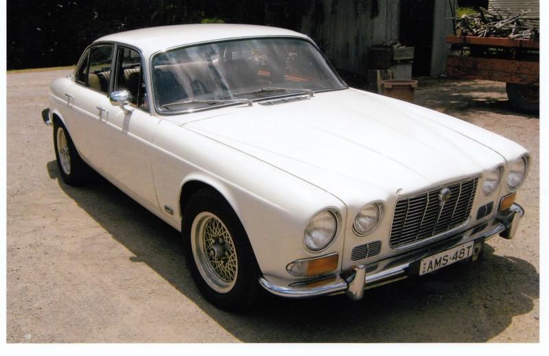 1969 JAGUAR XJ6 4.2 SERIES I - JCM3785330 - JUST CARS