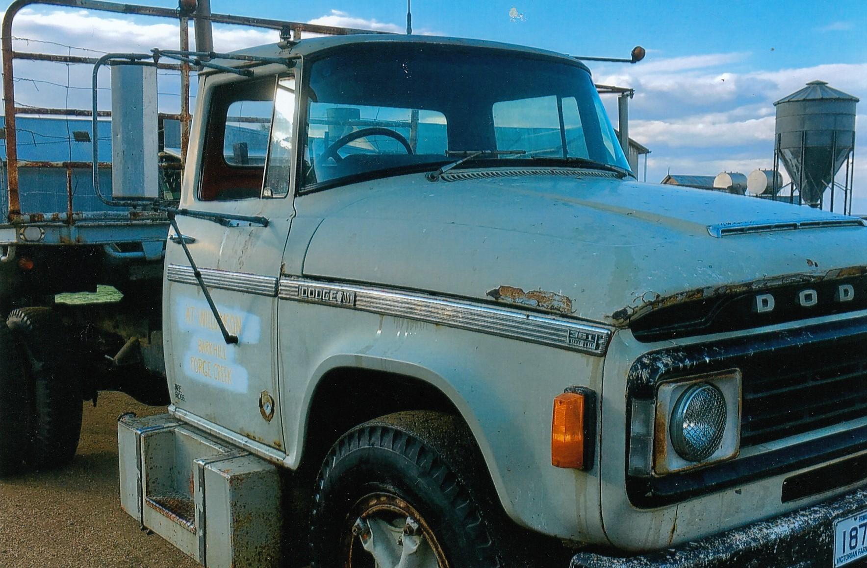 Old Dodge Trucks For Sale >> Dodge Trucks For Sale In Australia Just Trucks