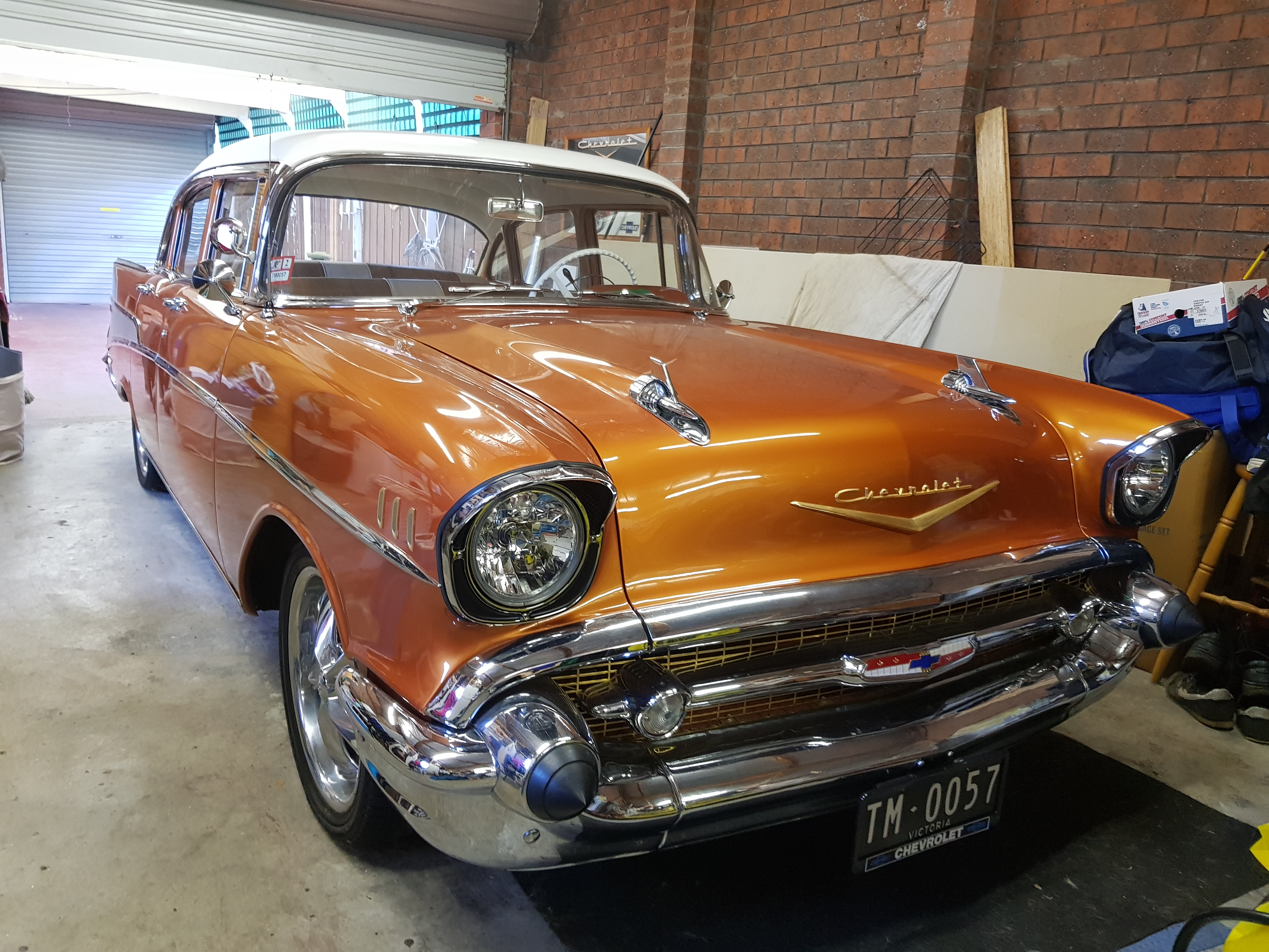 Chevrolet Bel Air Cars for sale in Australia - JUST CARS