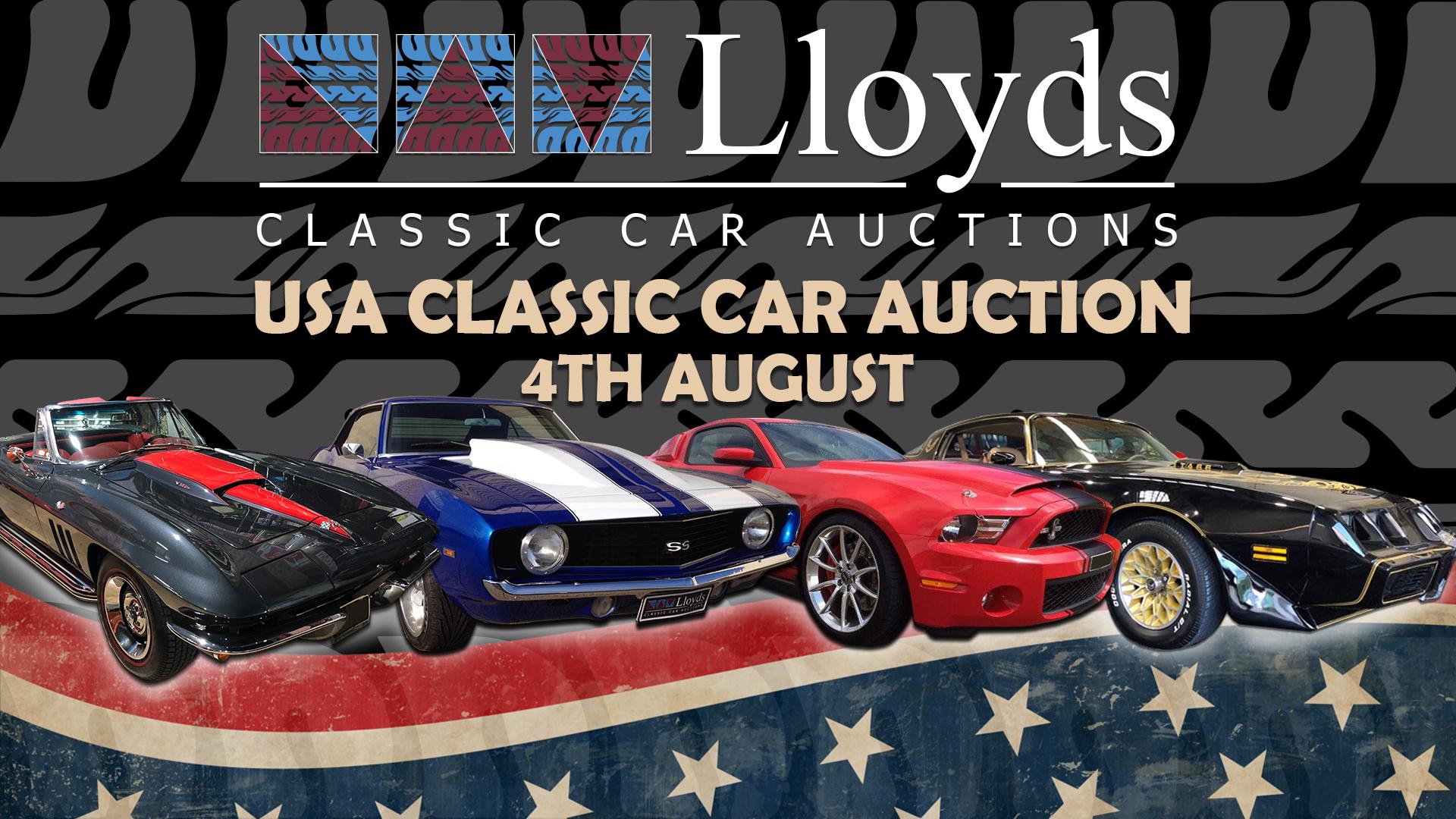 Car Auction Usa >> Lloyds Classic Car Auction In Carrara Qld 4211 Just Cars