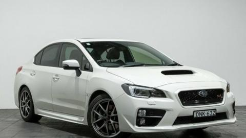 Easy fast and affordable way to buy sell and dream 2017 subaru wrx v1 my17 6 sp manual 4d sedan fandeluxe Images