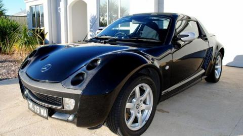 2004 Smart 452 Roadster - JCW5045318 - JUST CARS