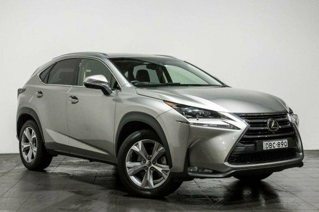 2015 Lexus Nx Agz15r 6 Sp Sports Automatic 5d Wagon Www Just4x4s