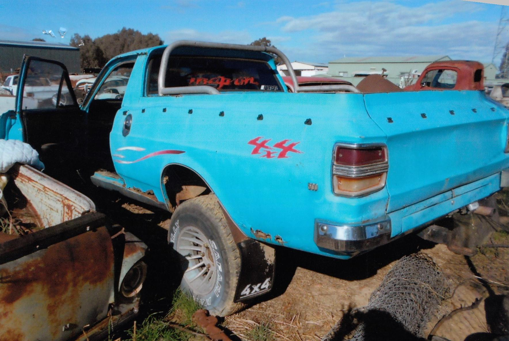 1972 Ford Falcon Xy 4x4 Ute Jcm4030243 Pagespeed Noscript Just Cars