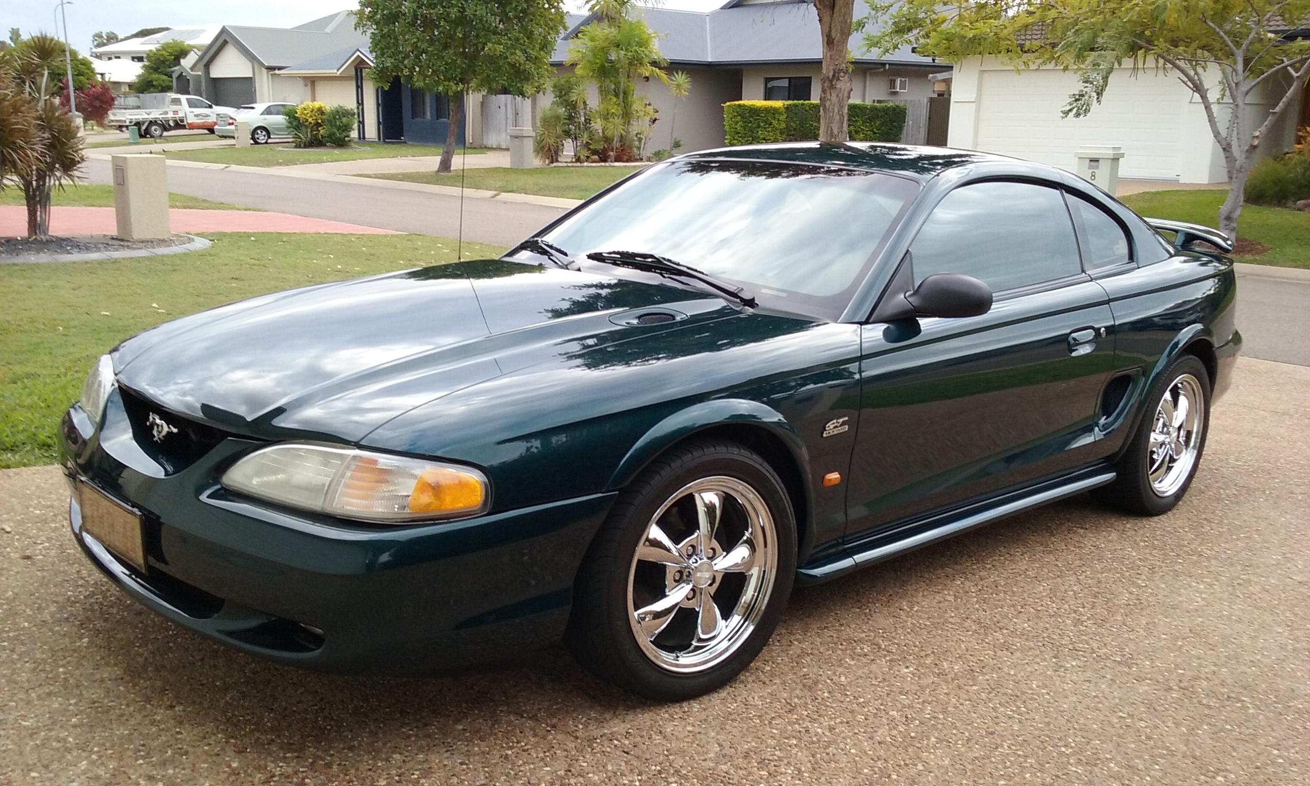 1995 ford mustang gt coupe jcm5050170 just cars