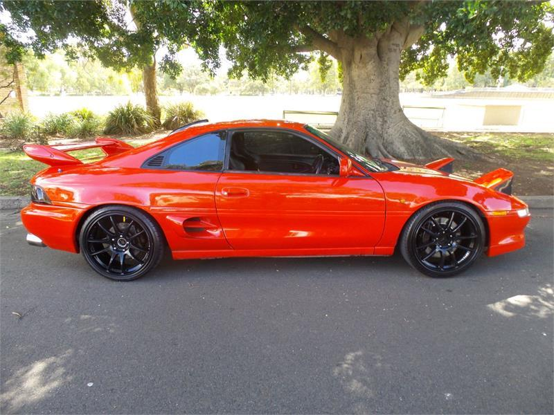 1994 Toyota Mr2 Sw20r Manual Coupe - Jcffd5021252