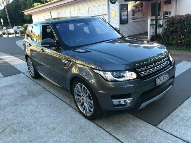 2016 Land Rover Range Rover Lw My17 8 Sp Automatic 4d Wagon Www