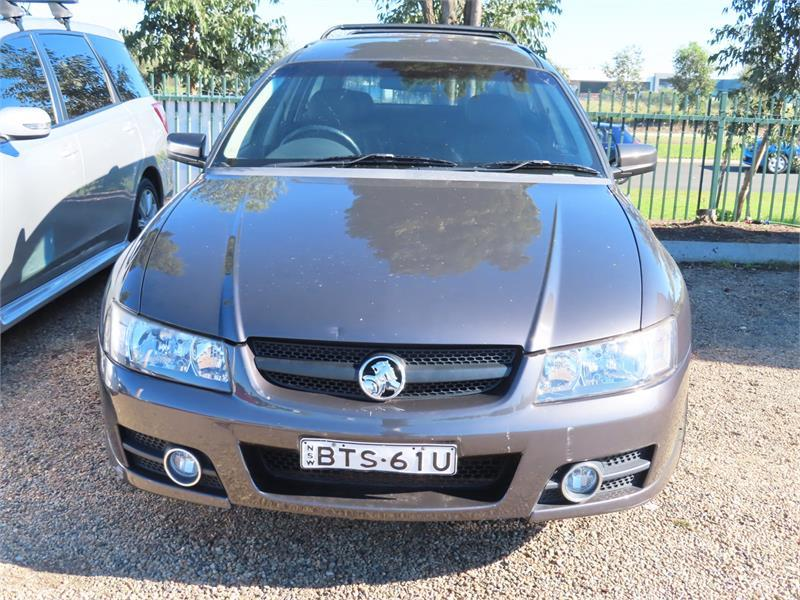 2007 Holden Commodore Vz-ve Automatic Wagon - JFFD5055890 - JUST CARS