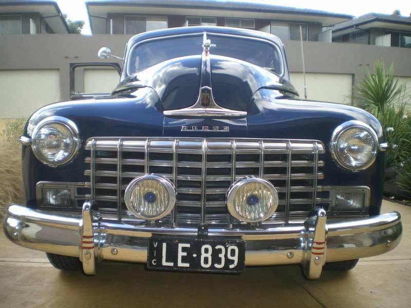 1948 dodge d24 brakes