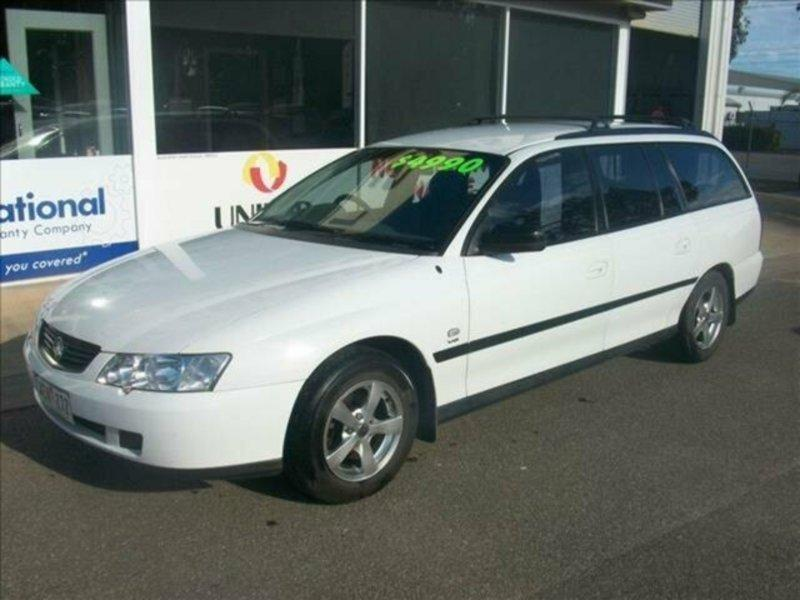 2003 Holden Commodore Executive Vy - ATFD3681512 - JUST CARS