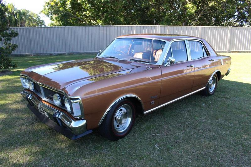Ford Fairmont For Sale >> 1971 Ford Fairmont Xy Sedan Jcmd3965491 Just Cars