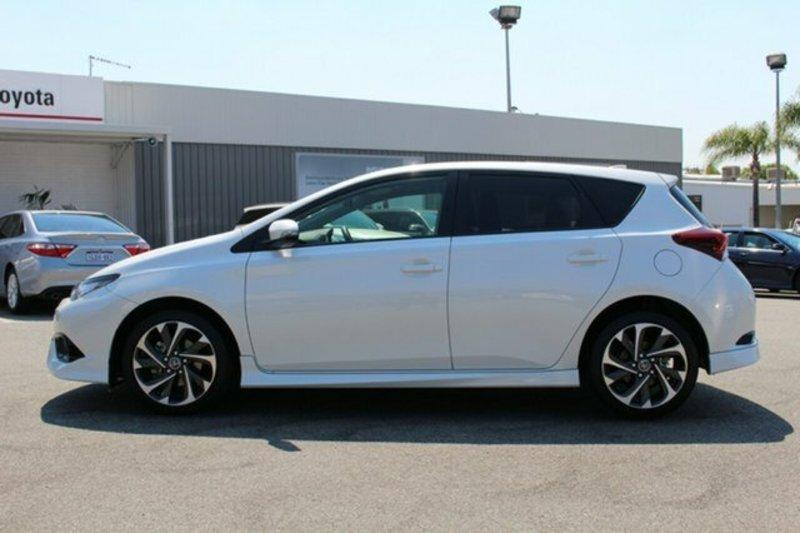 2015 Toyota Corolla Sx Zre182r My15 - ATFD3947796 - JUST CARS