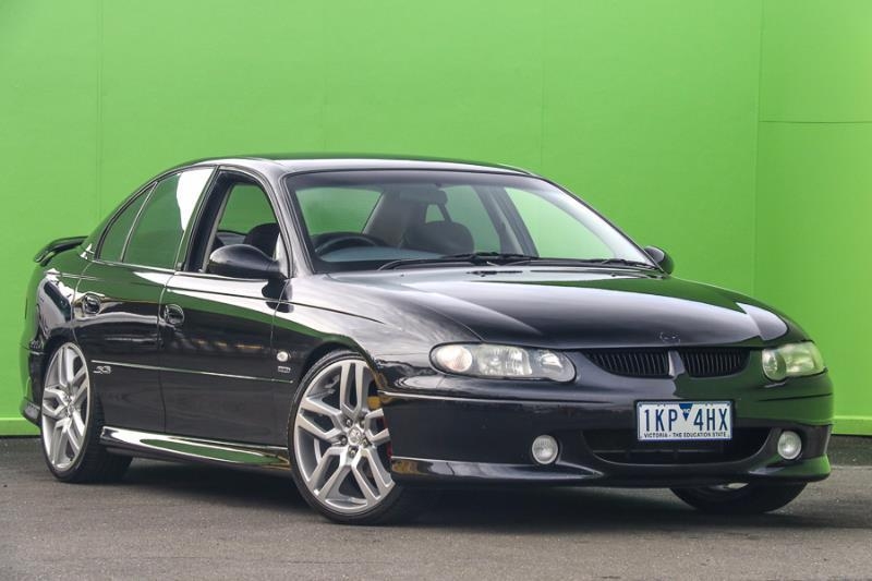 2001 Holden Commodore Ss Vx - JFFD4017098 - JUST CARS