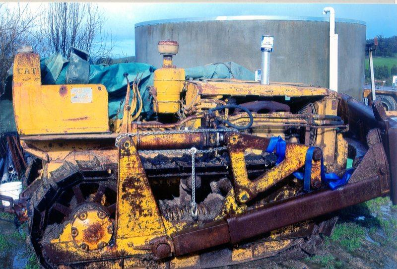 1940 Caterpillar D47u - JHM3212974 - JUST HEAVY EQUIPMENT