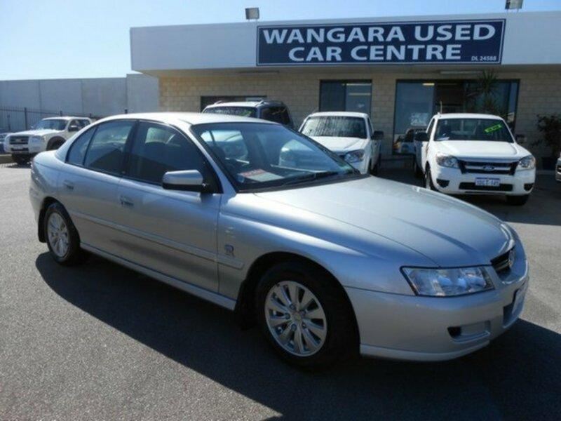 2004 Holden Commodore Acclaim Vz - ATFD3699164 - JUST CARS