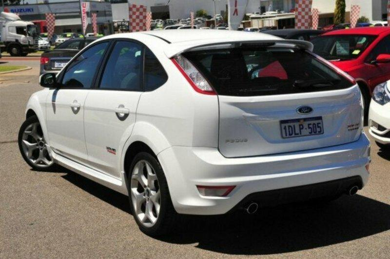 2010 Ford Focus Xr5 Turbo Lv Atfd3424829 Just Cars