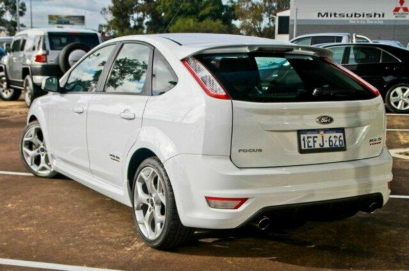 2010 Ford Focus Xr5 Turbo Lv Atfd3330807 Just Cars
