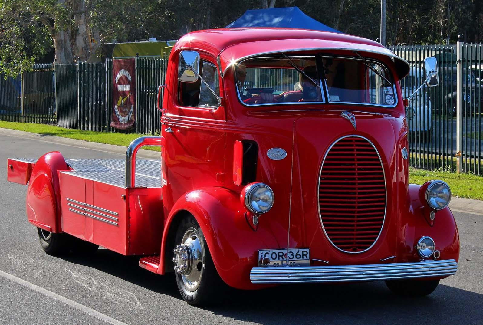 1941 Ford Coe Flatbed Truck - JCW5039121 - JUST CARS