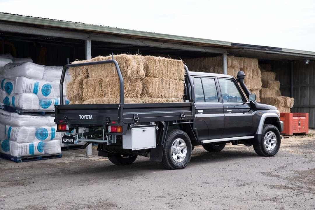 Review – LandCruiser 79 Series Double Cab GXL - JUST 4X4S