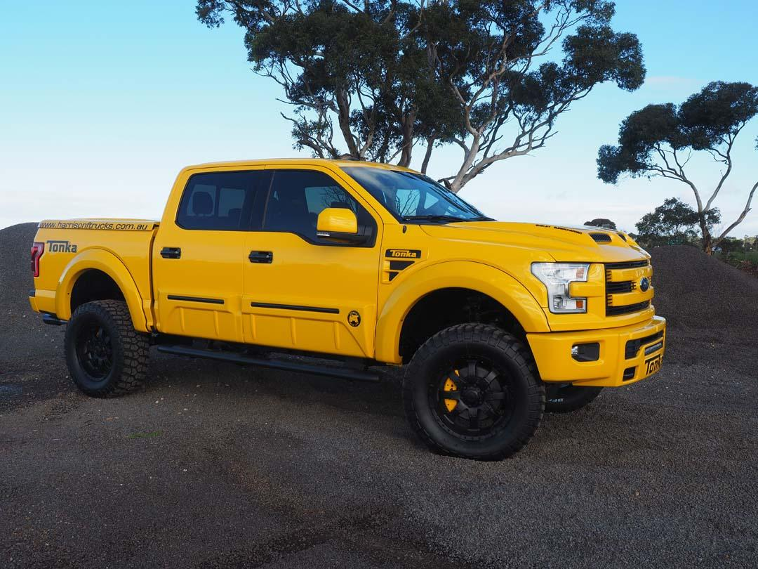Ford F 150 Tonka >> Feature Harrison F Trucks 2016 Ford F 150 Tonka Edition