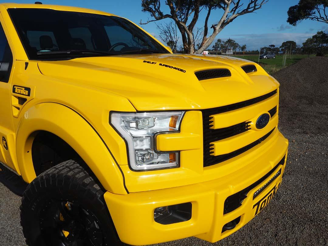 FEATURE – Harrison F-Trucks 2016 Ford F-150 Tonka Edition - JUST 4X4S