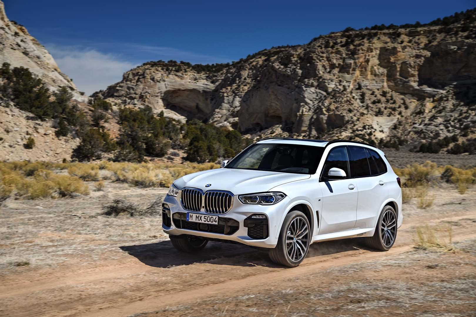 2018 Bmw X5 Gets Diesel Engines And New Design >> The All New Bmw X5 Just 4x4s