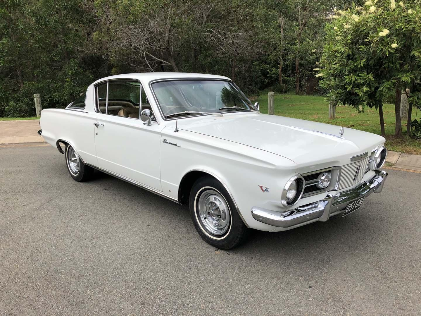 1964 Plymouth Barracuda - JUST CARS