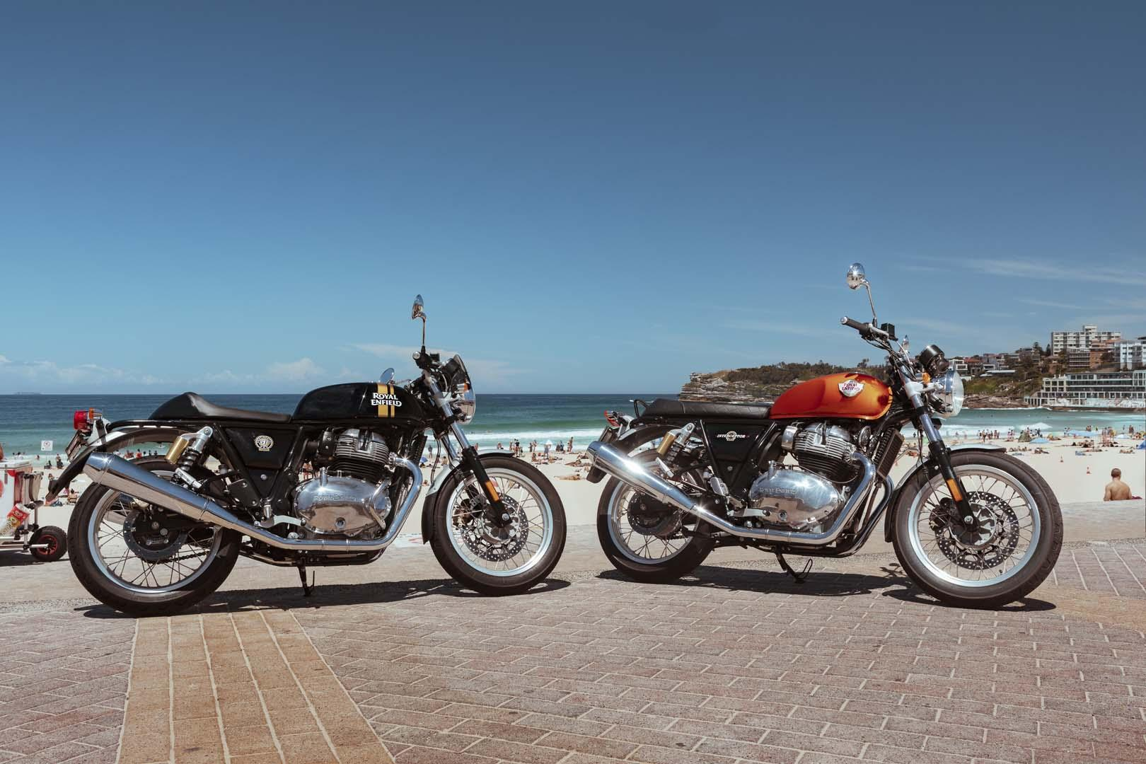 2019 Royal Enfield Interceptor 650 And Continental Gt 650 Just Bikes